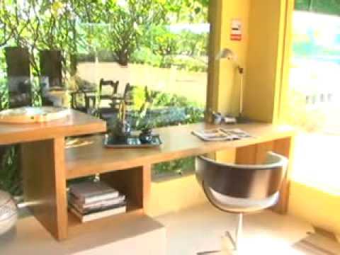 Recursos BBB - bons, bonitos e baratos. O charme despretensioso da casa da inglesa Sophy Doyle no Rio Tavares