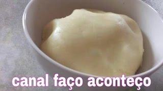 Ingredientes200 gr de leite ninho300 gr de açúcar de confeiteiroLeite condensado até dar o ponto.