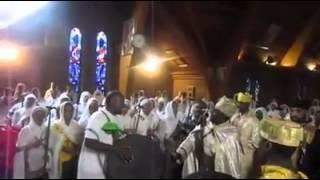 Debre Selam Medhane Alem Ye Ethiopian Orthodox Church MN ስቅለት