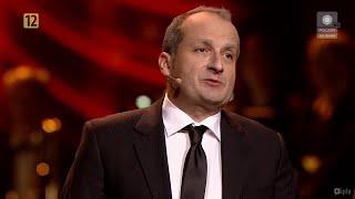 Skecz, kabaret = Kabaret Moralnego Niepokoju - Prezes i Mariusz czyli Ucho Prezesa Na Żywo! (Gala 25-lecia Telewizji Polsat) - Dlaczego Jarek wyrzucił Beatkę?