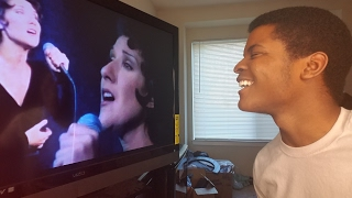 Video CELINE DION - I Can't Help Falling In Love With You Live (REACTION) MP3, 3GP, MP4, WEBM, AVI, FLV Juli 2018