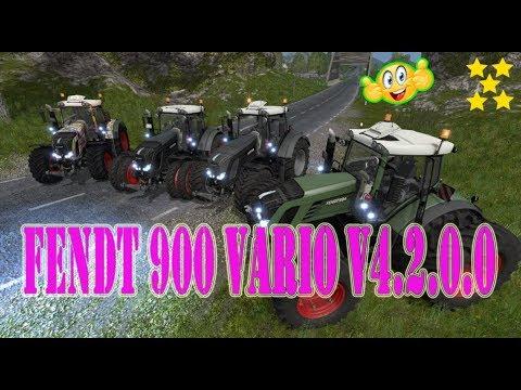 Fendt 900 Vario v4.2.0.0