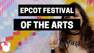 Nightly News with Jenna at the Epcot Festival of the Arts