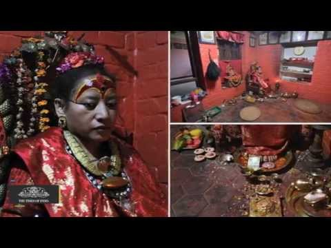 Nepal Quake Forces 'living Goddess' to Break Decades of Seclusion