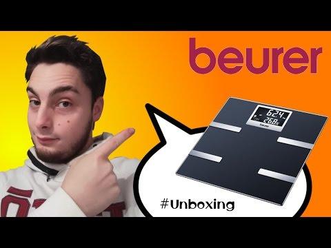 Bilancia diagnostica Beurer BF700   Unboxing #5