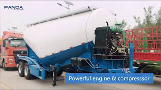 Best Pneumatic Cement Tanker Trailers For Sale youtube video