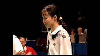 Video 1997 AE Final WD GeFei GuJun vs Eliza Resiana Zelin MP3, 3GP, MP4, WEBM, AVI, FLV November 2018