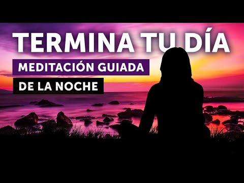 La meditación guiada PERFECTA para terminar el día | Mindful Science