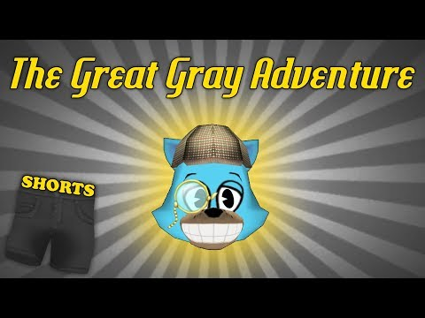 Toontown Shorts: The Great Gray Adventure