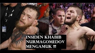 Video MENGAMUK!!! Khabib Nurmagomedov VS McGregor MP3, 3GP, MP4, WEBM, AVI, FLV Oktober 2018