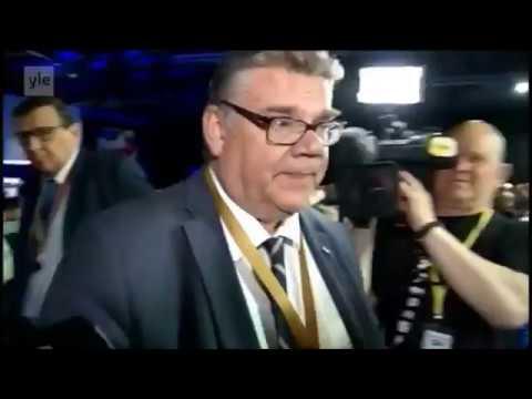 Jyväskylän puoluekokous: Timo Soinin haastattelu tekijä: Help me to reach 1000 subs