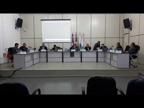 6ª SESSÃO PLENÁRIA DELIBERATIVA ORDINÁRIA DE 2019