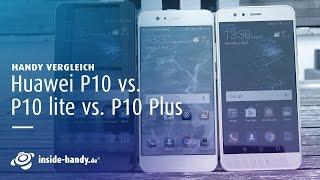 Huawei hat die P10-Familie komplettiert. Zum P10 gesellen sich das P10 lite und die Premium-Variante P10 Plus. Neben mehr Arbeitsspeicher überrascht beim P10 Plus ein aufregendes Design. Wir zeigen euch die wichtigsten Unterschiede zwischen dem Huawei P10, P10 lite und P10 Plus.Weitere Infos zur P10-Familie:Zum Datenblatt des Huawei P10: https://www.inside-handy.de/handys/huawei-p10Zum Datenblatt des Huawei P10 Plus: https://www.inside-handy.de/handys/huawei-p10-plusZum Datenblatt des Huawei P10 lite: https://www.inside-handy.de/handys/huawei-p10-liteDer Dreier-Vergleich zum Nachlesen: https://www.inside-handy.de/news/44252-huawei-p10-plus-p10-lite-vergleichHier findet ihr uns:→  Jetzt Abonnieren: http://l.hh.de/R5mdMu→  Finde uns auf Facebook: https://www.facebook.com/insidehandy→  Folge uns auf Twitter: http://twitter.com/inside_handy→  Website: http://www.inside-handy.de/→  Google+: https://plus.google.com/+insidehandyUnser kostenloser Newsletter: http://bit.ly/MwXP0c