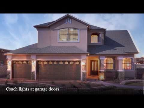 3 Bedroom Home – El Paso, Tx – Cancun  Model by  Carefree Homes –  El Paso New Home Builder