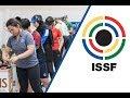 25m Pistol Women Junior Final - 2018 ISSF World Championship in Changwon (KOR)