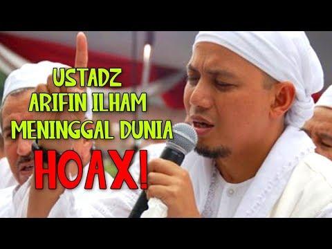 Ustadz Arifin Ilham Meninggal Dunia, Hoax!