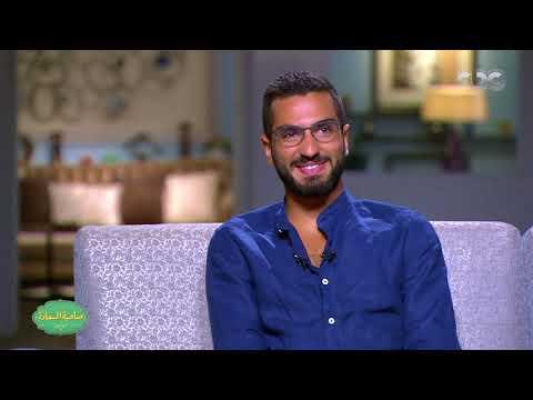 محمد الشرنوبي يشتكي من ندرة الفتيات..وإسعاد يونس تتهمه بالمكر