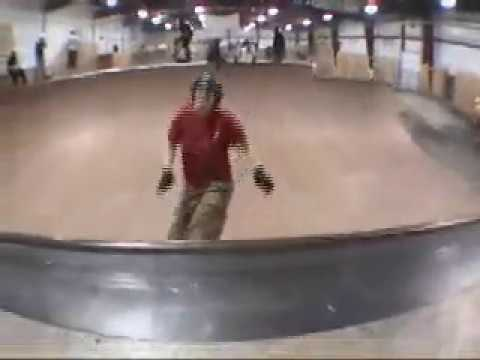 Kara Guire Flipside USA snakeboard Shields Skatepark NJ USA