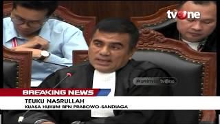 Video Teuku Nasrullah Pertanyakan Diksi Dari Hasto Kristiyanto & Ganjar Pranowo Tentang Kalimat Radikal MP3, 3GP, MP4, WEBM, AVI, FLV September 2019