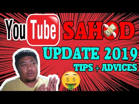 Youtube Sahod Update + Tips Sa Mga Bagong Youtubers | Vlog 196