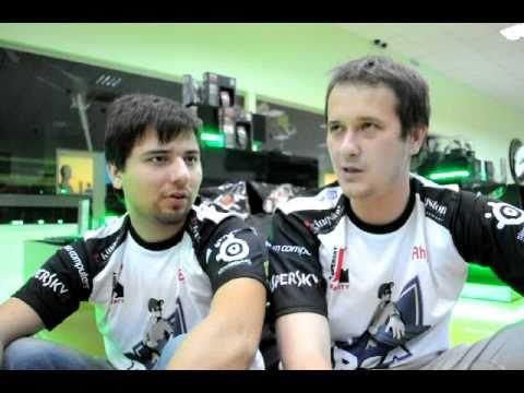 Интервью Rox.Kis.Bruce с Rox.Kis.Pomi(GoodGame.ru)
