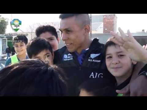 """Éxito del Programa """"Rugby en los Barrios"""""""