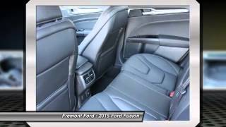 2015 Ford Fusion Fremont Ford - Bay Area, CA 350616