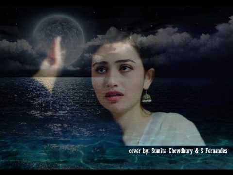 Video chand ke paas jo sitara hai cover by Sumita Chowdhury n S Fernandes download in MP3, 3GP, MP4, WEBM, AVI, FLV January 2017