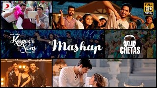 Download Lagu Kapoor & Sons Mashup| DJ Chetas| Sidharth Malhotra| Alia Bhatt| Fawad Khan| Rishi Kapoor Mp3