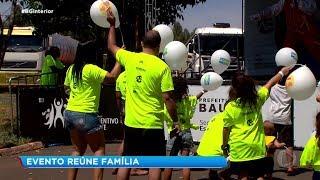 Vem quem Quer: projeto leva esporte, diversão e lazer para moradores de Bauru