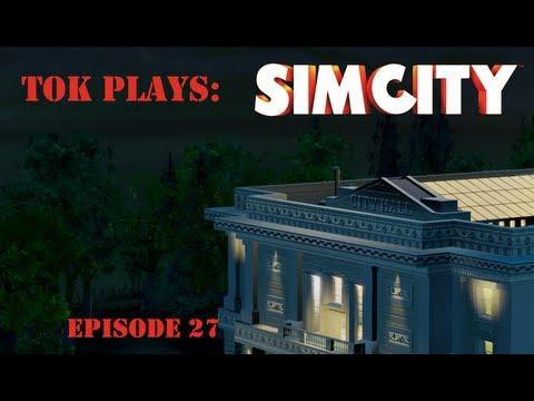 Tok plays Sim City - part 27 - Bondage
