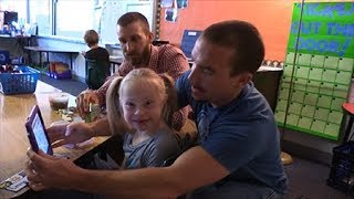 First-Grader Gets Free Trip to Disney World