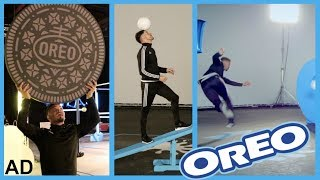 Watch the Oreo Dunk and Win challenge with us, the F2, and Calfreezy #OreoDunkandWin #adOreo's official video is here - https://www.instagram.com/p/BU9qYVlAwLn/The Oreo Dunk and Win challenge has been designed to support the latest on pack promotion from Oreo which sees the iconic cookie brand giving consumers the chance to win a variety of Wonderfilled prizes, including a Wonderfilled holiday, that they can create themselves, to the value of £10,000. Terms and Conditions apply http://bit.ly/OreoDunks #adCalfreezy: https://www.youtube.com/user/Calfreezy► Don't forget to SUBSCRIBE: http://bit.ly/SubscribeF2► CHECK OUT OUR CLOTHING RANGE! http://bit.ly/RascalClothing► GET THE F2 BOOK! http://bit.ly/F2BookDOWNLOAD OUR BOOK APP FOR FREE ► The F2 App on Apple/iOS - http://bit.ly/F2AppiOS► The F2 App on Android - http://bit.ly/F2AndroidTo keep up to date with us at any time in any place then follow us on;Twitter - http://bit.ly/F2TwitterInstagram - http://bit.ly/F2InstagramFacebook - http://bit.ly/F2FacebookSnapchat - http://bit.ly/F2SnapchatStay tuned by subscribing to our channel to see all of the amazing videos coming up in the near future! Love, peace & tekkers! Billy & Jezza