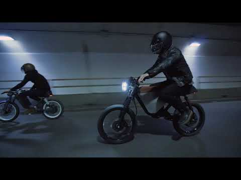 ONYX Motorbikes - STOCKTON TUNNEL San Francisco