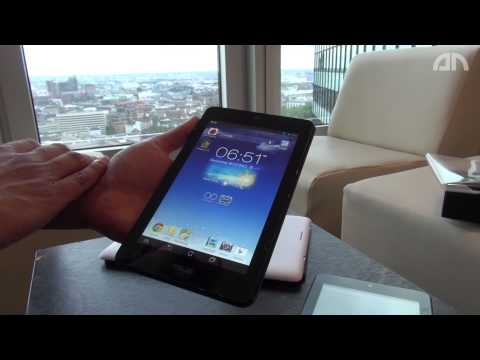 ASUS MeMO Pad HD 7 – Unboxing & Hands-On – androidnext.de