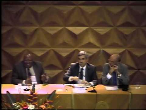 PARTE 5 – 3º ENCONTRO DA ASSOCIAÇÃO DAS UNIVERSIDADES DE LÍNGUA PORTUGUESA (AULP)
