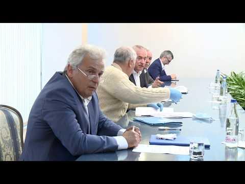 Președintele țării a avut o întrevedere cu conducătorii asociațiilor companiilor de transport