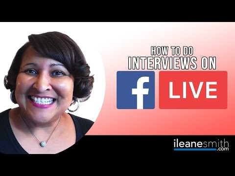 Watch 'How To Use BeliveTV for Interviews on Facebook Live '