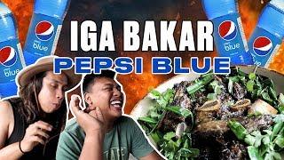 Video ABSURD!!! Masak Iga Bakar Pake Pepsi Blue?? MP3, 3GP, MP4, WEBM, AVI, FLV April 2019