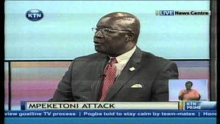 Analysing Kenya's Security Situation With Lindah Oguttu,Naoh Midambo And Francis Maina