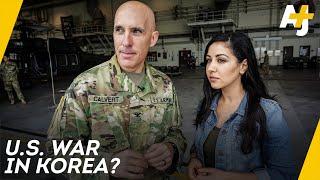 Video Is The U.S. Military Prepping For War With North Korea? [Pt.2] | Direct From With Dena Takruri - AJ+ MP3, 3GP, MP4, WEBM, AVI, FLV November 2017