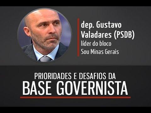 Gustavo Valadares: atuação do bloco governista na Assembleia