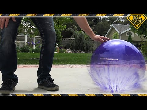 What happens if you fill a Balloon with Liquid