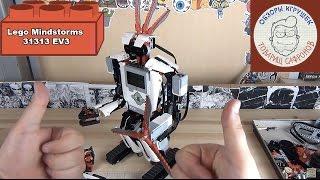 Lego Mindstorms 31313 EV3 - Лего Обзор