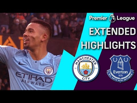 Video: Man City v. Everton | PREMIER LEAGUE EXTENDED HIGHLIGHTS | 12/15/18 | NBC Sports