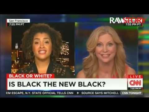 Alicia Walters and Wendy Walsh discuss Rachel Dolezal on CNN