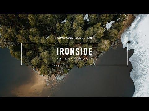 IRONSIDE SPLITBOARD MOVIE 🗻