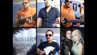 Hands of Gold Cover (Ed Sheeran - Game of Thrones Season 7 - 2017) by Pesen Bros. Alaz Pesen - Ekin Pesen.