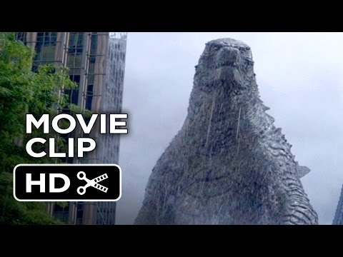Godzilla (Clip 'Let Them Fight')