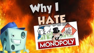 Why I HATE Monopoly - with Tom Vasel